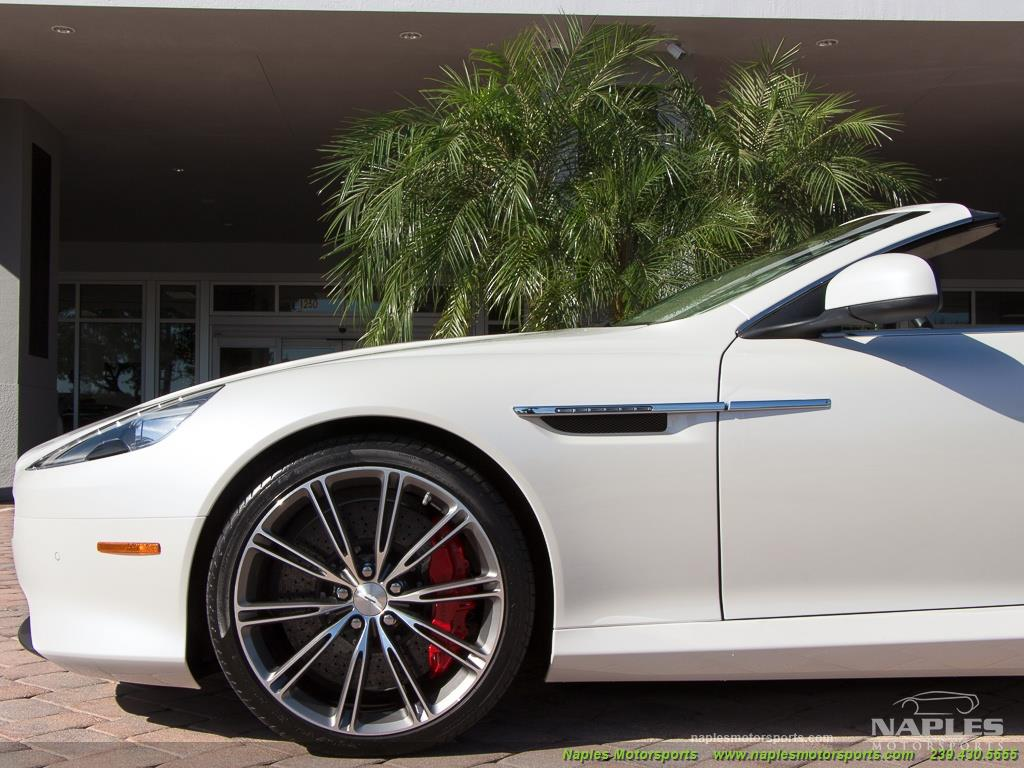 2012 Aston Martin Virage Volante - Photo 17 - Naples, FL 34104