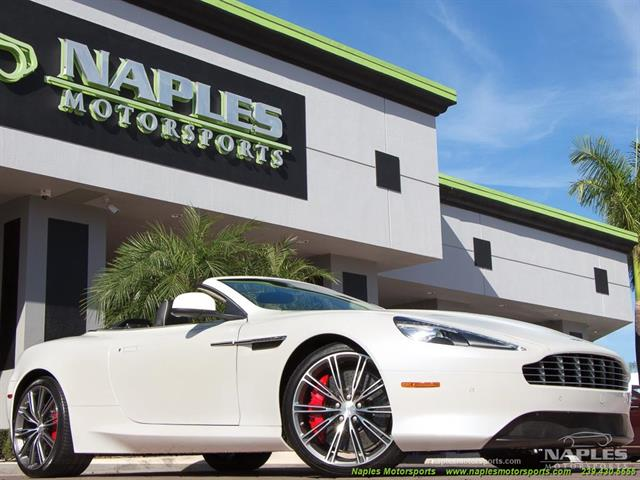 2012 Aston Martin Virage Volante - Photo 1 - Naples, FL 34104