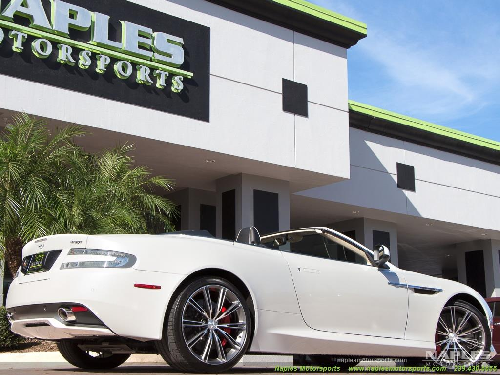 2012 Aston Martin Virage Volante - Photo 29 - Naples, FL 34104
