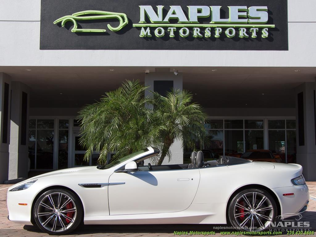 2012 Aston Martin Virage Volante - Photo 5 - Naples, FL 34104