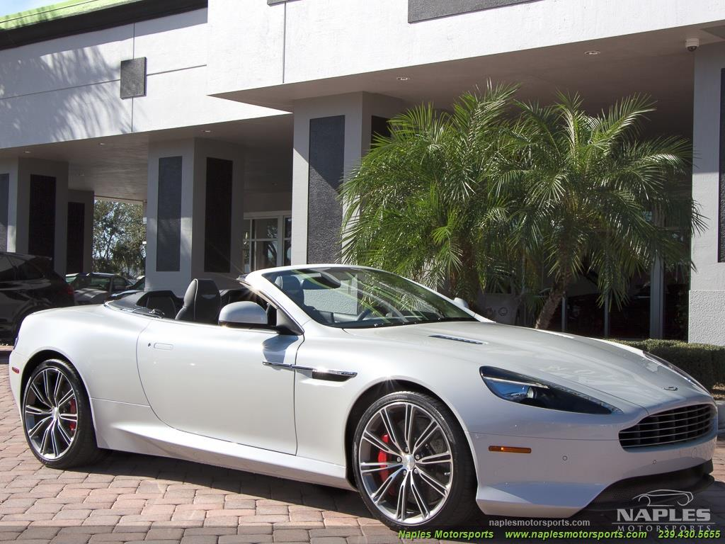 2012 Aston Martin Virage Volante - Photo 25 - Naples, FL 34104