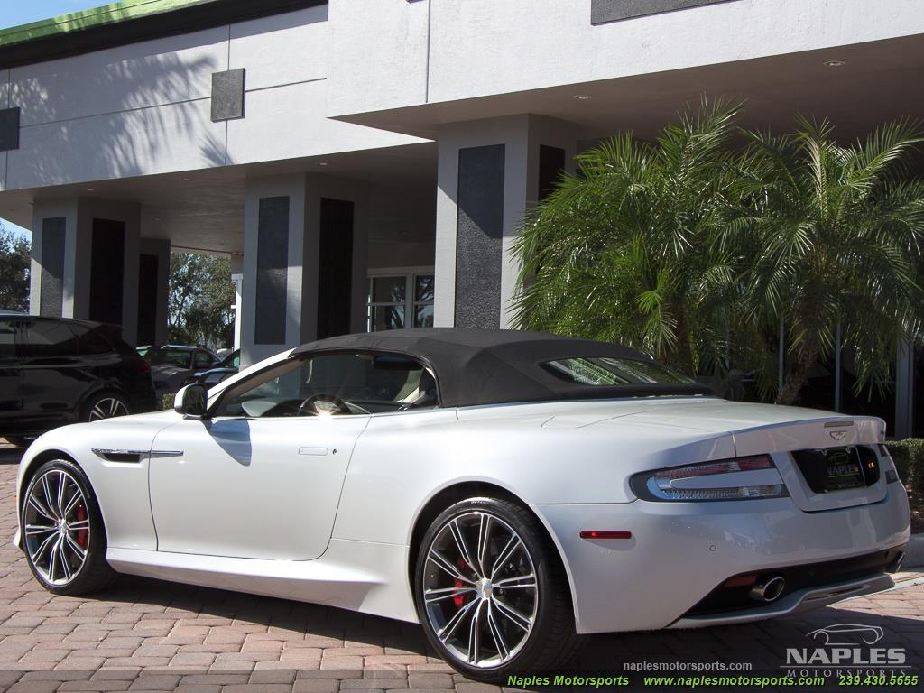 2012 Aston Martin Virage Volante - Photo 43 - Naples, FL 34104