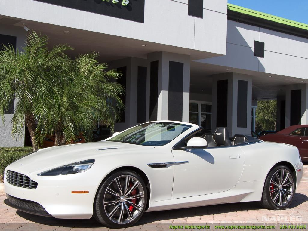 2012 Aston Martin Virage Volante - Photo 9 - Naples, FL 34104