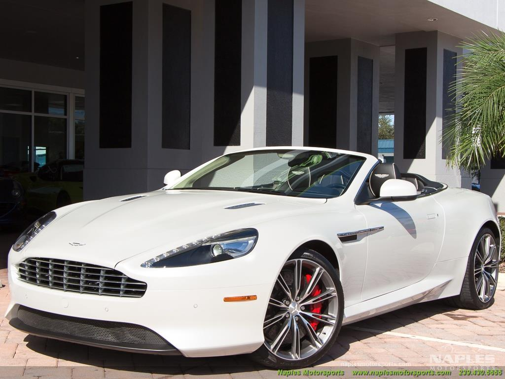 2012 Aston Martin Virage Volante - Photo 47 - Naples, FL 34104