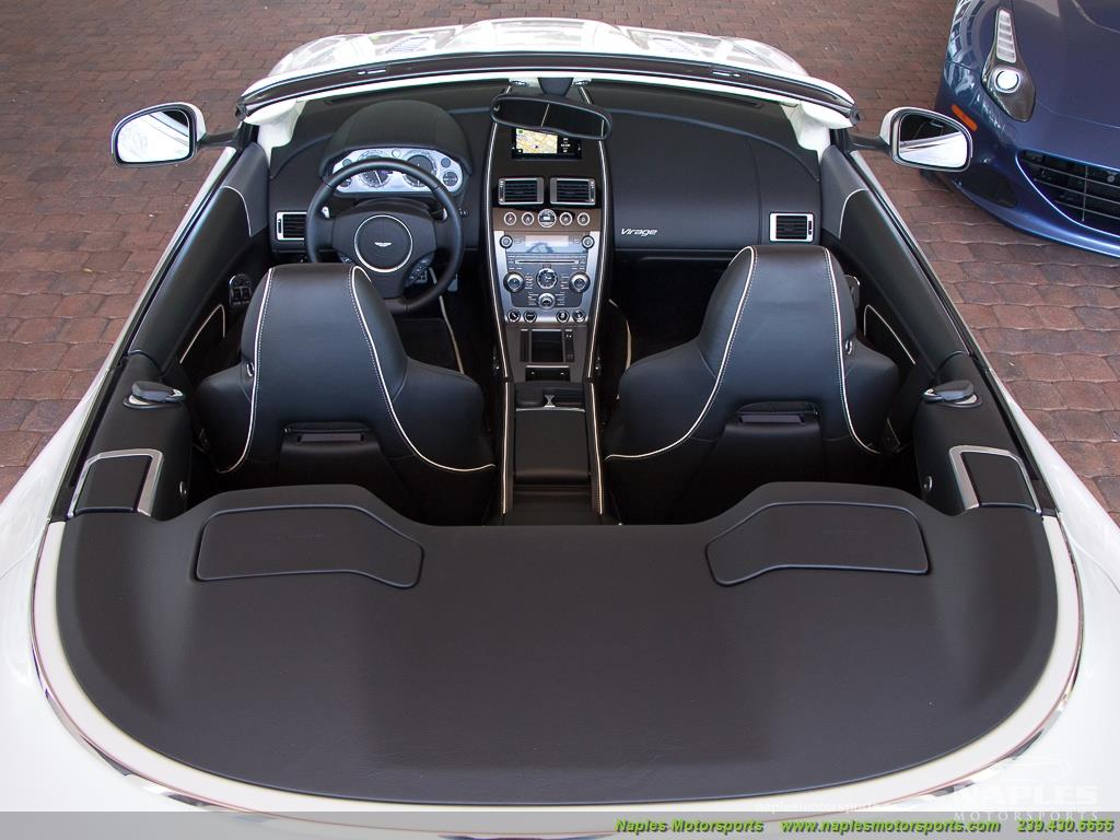 2012 Aston Martin Virage Volante - Photo 24 - Naples, FL 34104