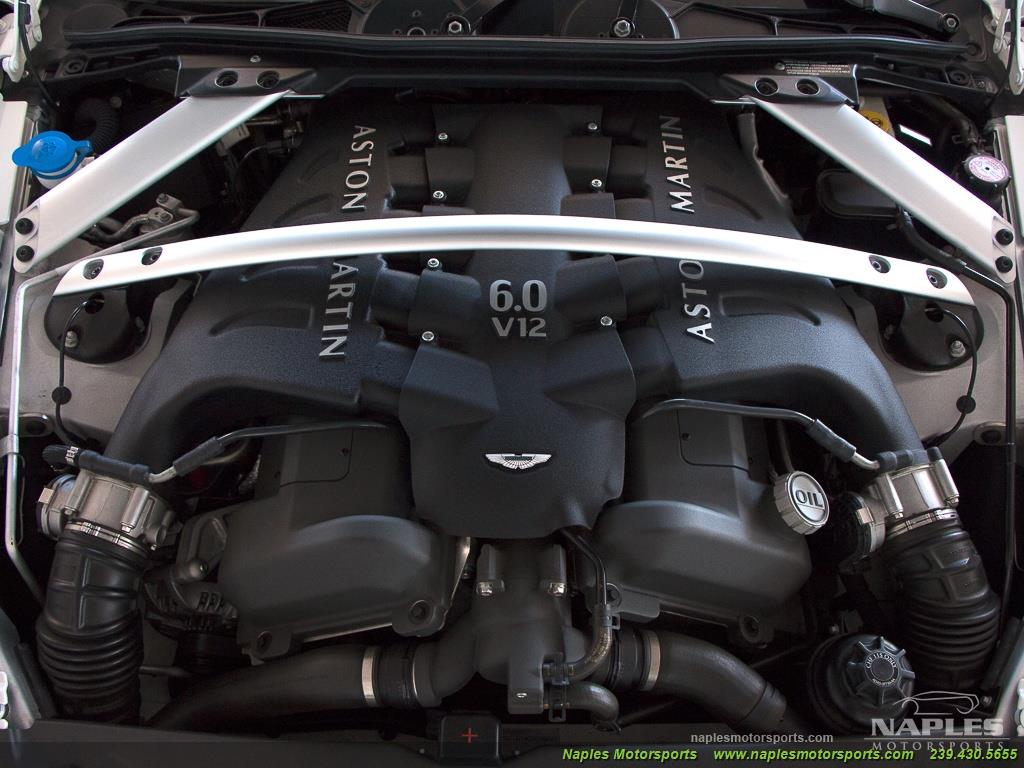 2012 Aston Martin Virage Volante - Photo 55 - Naples, FL 34104