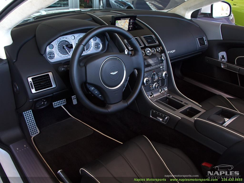 2012 Aston Martin Virage Volante - Photo 12 - Naples, FL 34104