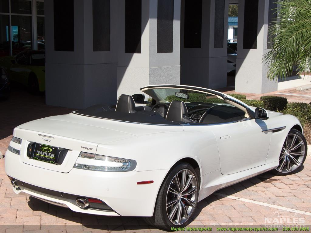 2012 Aston Martin Virage Volante - Photo 48 - Naples, FL 34104