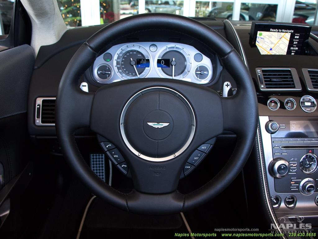 2012 Aston Martin Virage Volante - Photo 8 - Naples, FL 34104