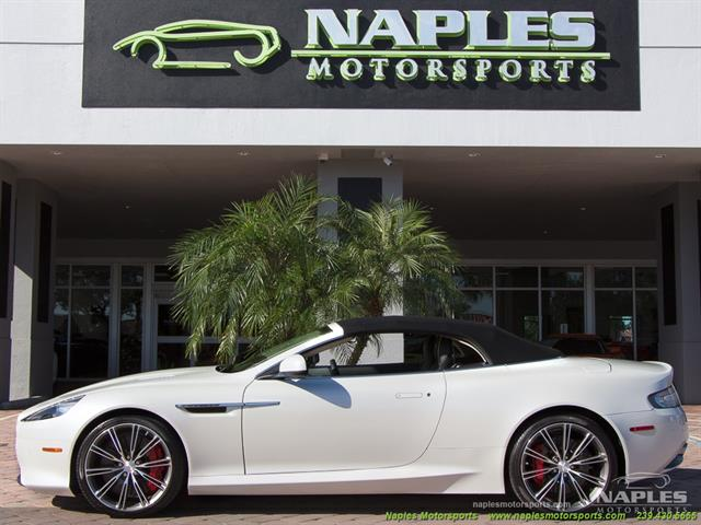 2012 Aston Martin Virage Volante - Photo 4 - Naples, FL 34104