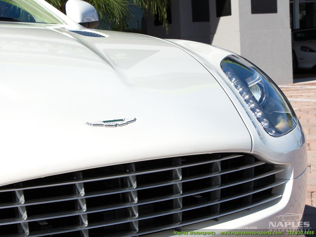 2012 Aston Martin Virage Volante - Photo 38 - Naples, FL 34104
