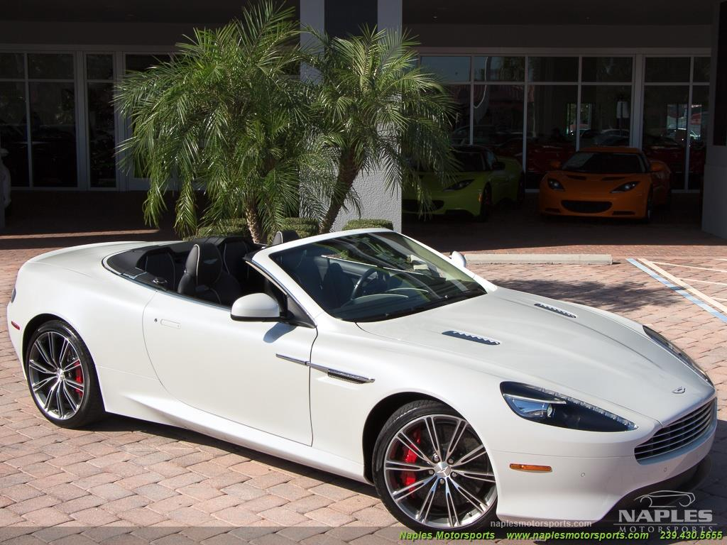 2012 Aston Martin Virage Volante - Photo 50 - Naples, FL 34104