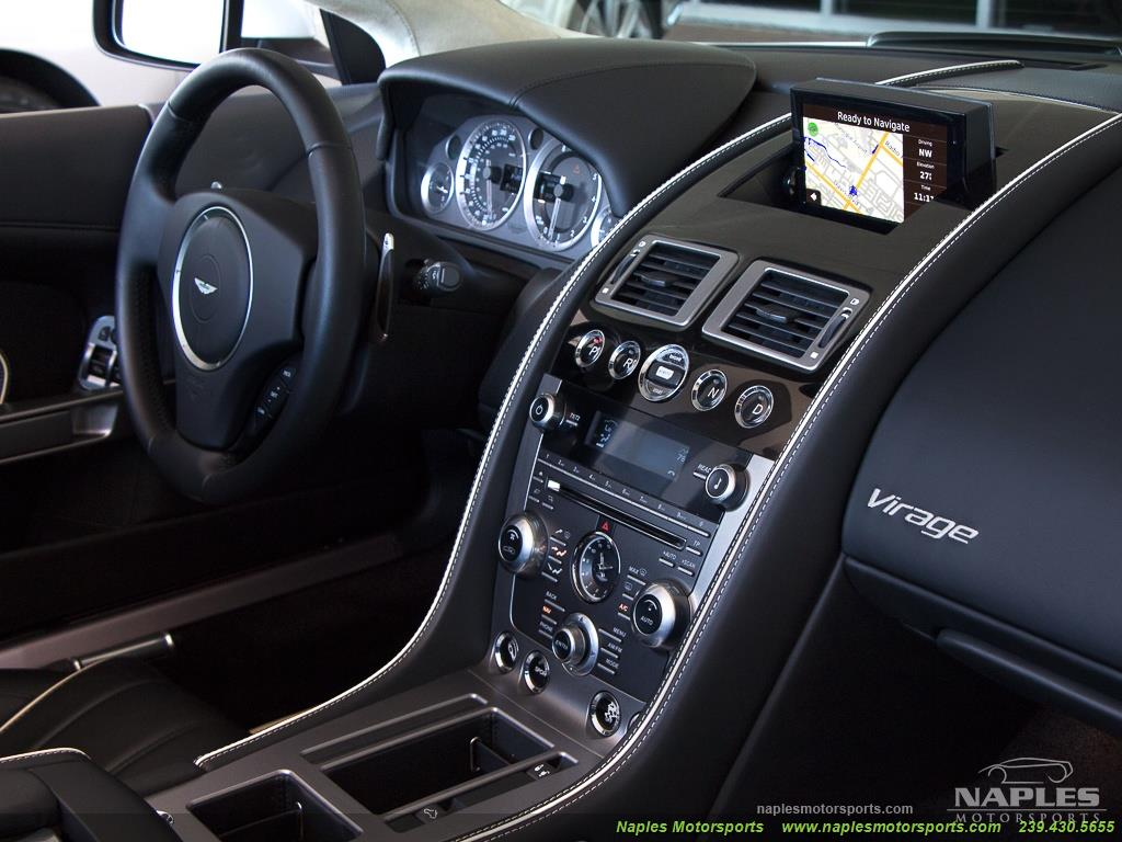 2012 Aston Martin Virage Volante - Photo 23 - Naples, FL 34104