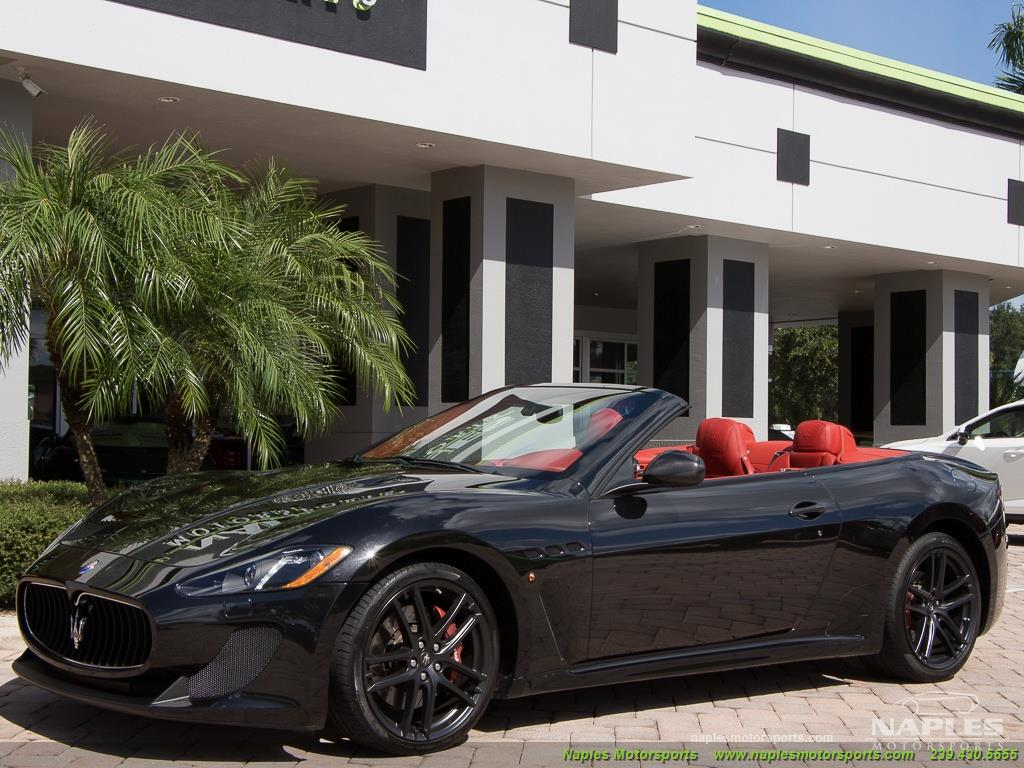 2016 Maserati Gran Turismo MC Convertible - Photo 6 - Naples, FL 34104