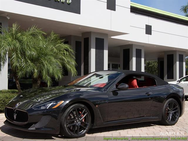 2016 Maserati Gran Turismo MC Convertible - Photo 3 - Naples, FL 34104