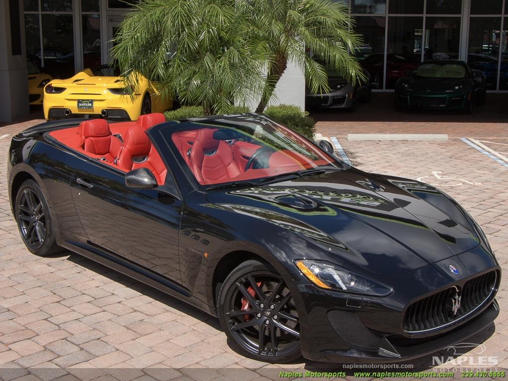 2016 Maserati Gran Turismo MC Convertible - Photo 37 - Naples, FL 34104