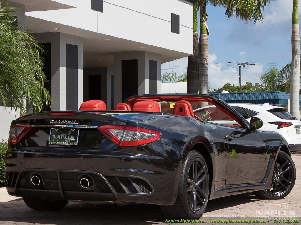 2016 Maserati Gran Turismo MC Convertible - Photo 19 - Naples, FL 34104
