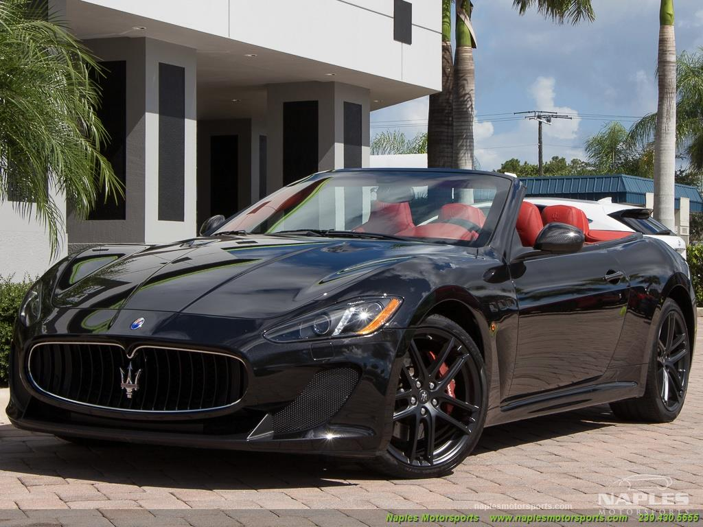 2016 Maserati Gran Turismo MC Convertible - Photo 11 - Naples, FL 34104