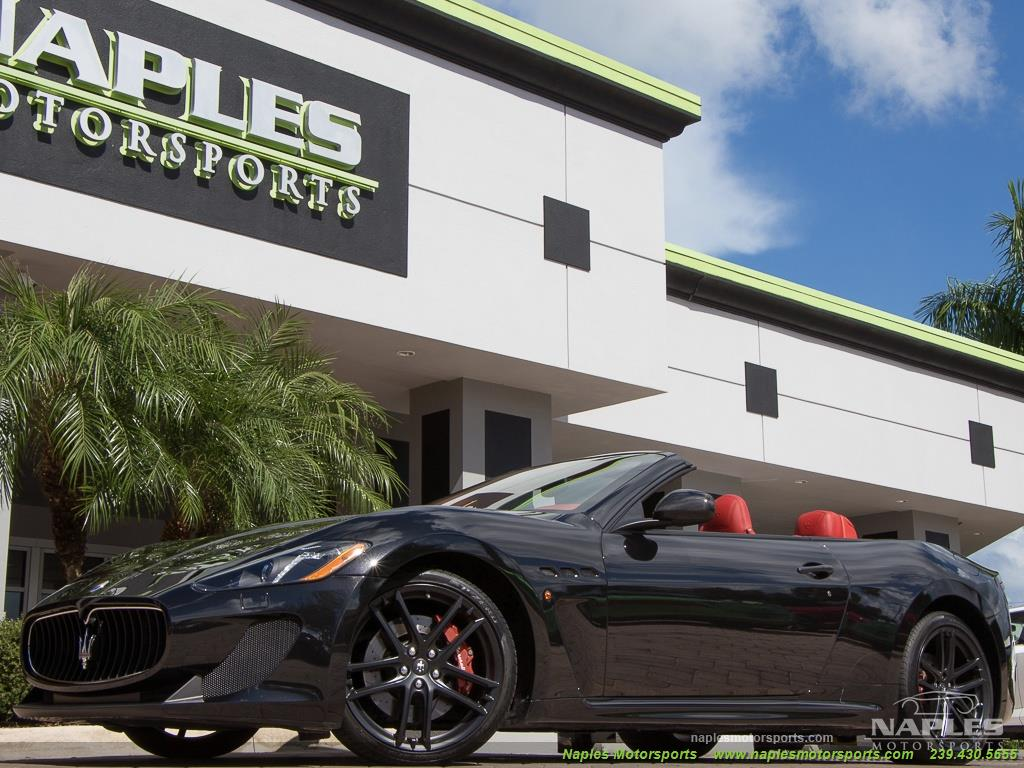 2016 Maserati Gran Turismo MC Convertible - Photo 10 - Naples, FL 34104