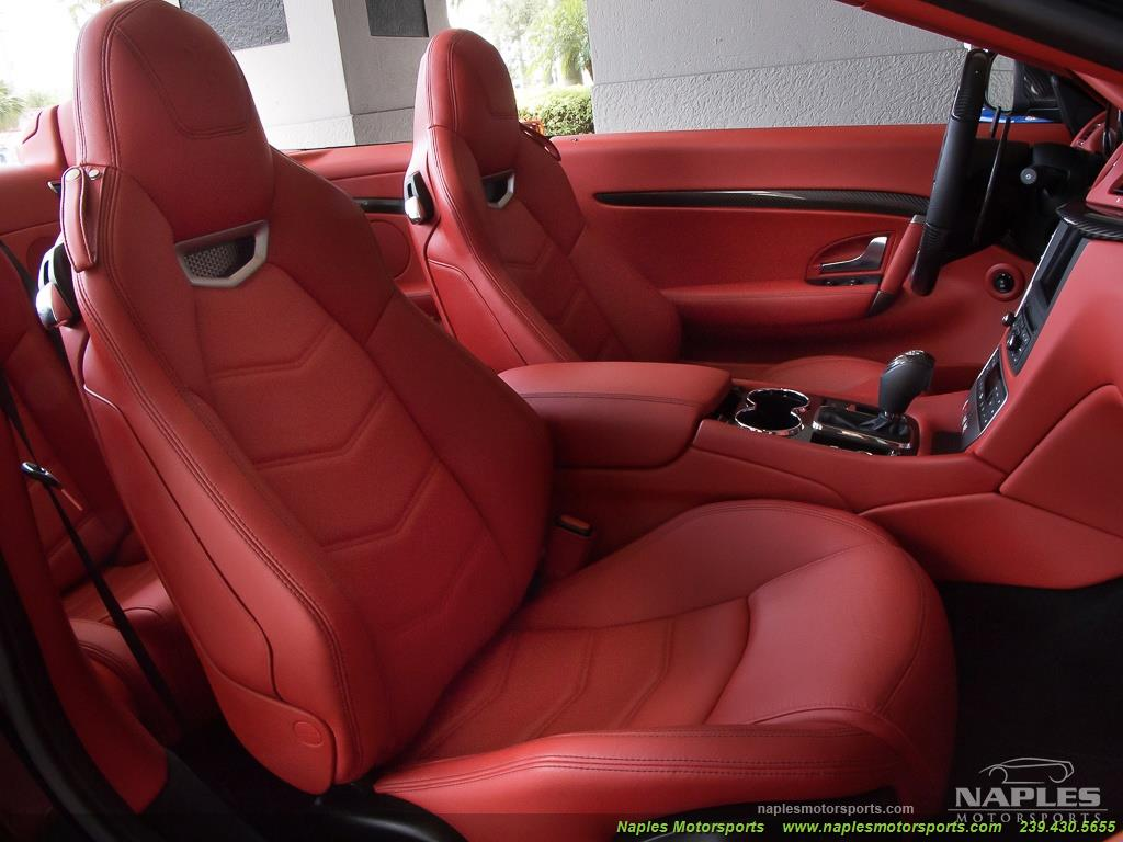 2016 Maserati Gran Turismo MC Convertible - Photo 46 - Naples, FL 34104