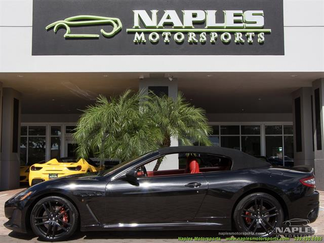 2016 Maserati Gran Turismo MC Convertible - Photo 4 - Naples, FL 34104