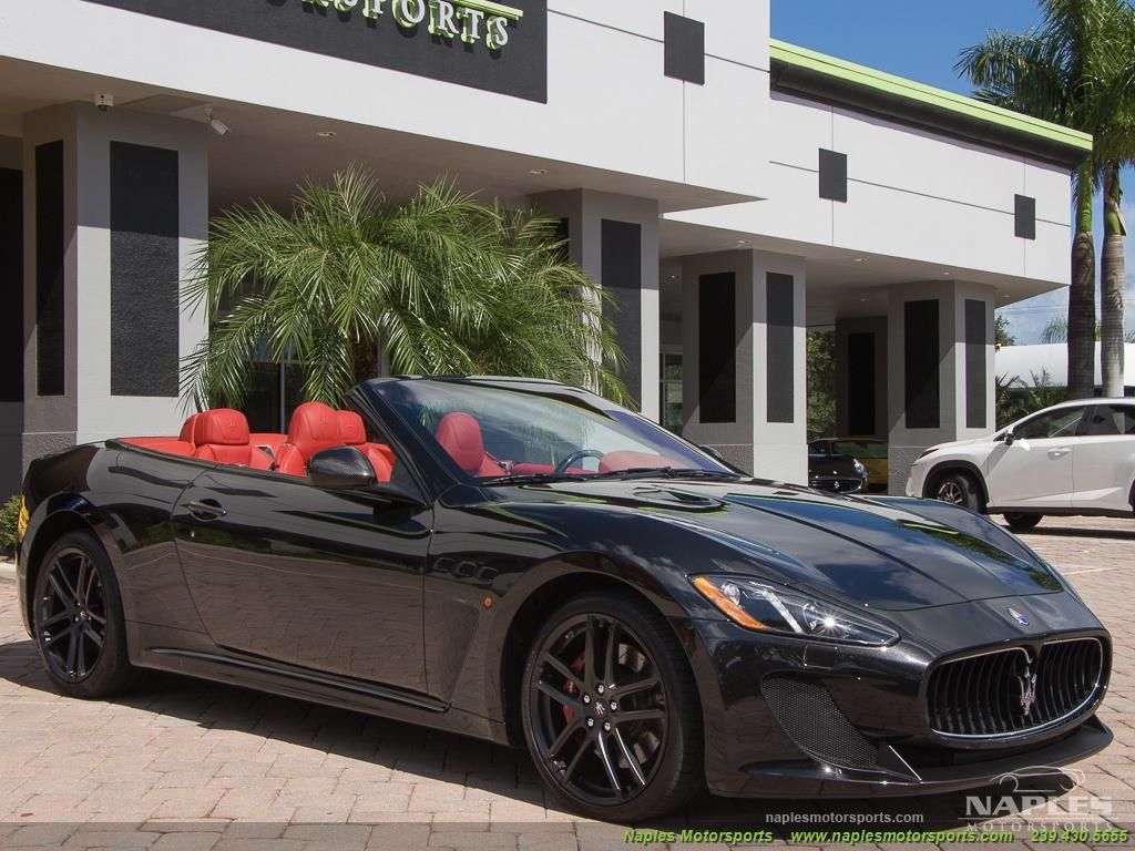 2016 Maserati Gran Turismo MC Convertible - Photo 24 - Naples, FL 34104