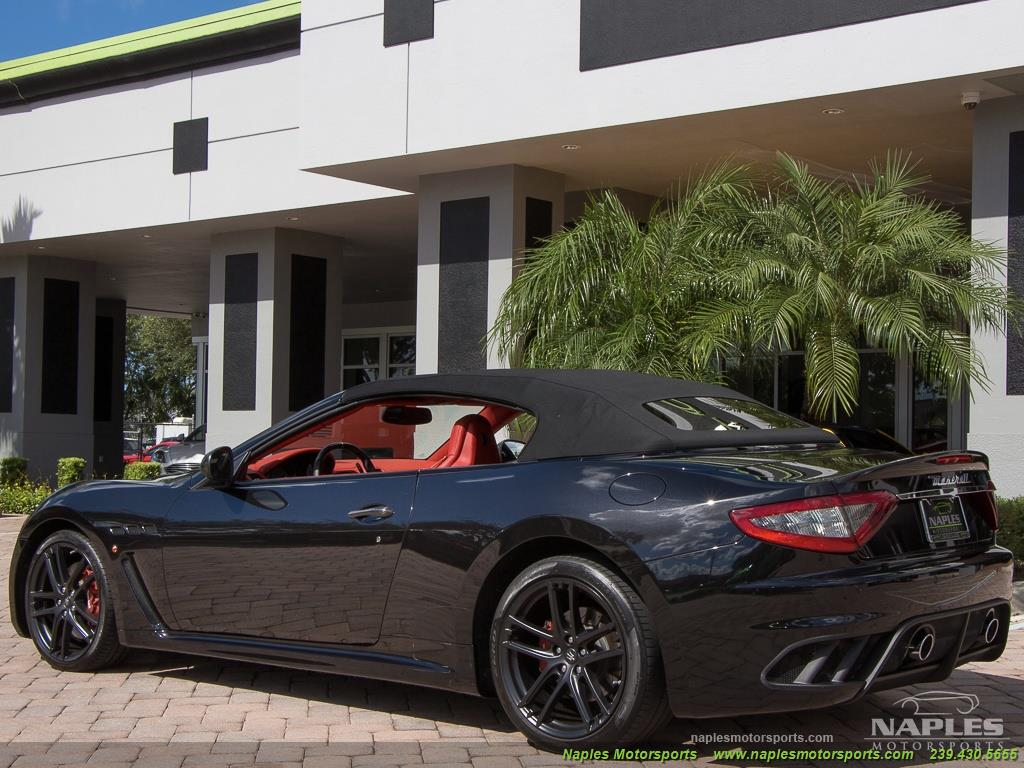 2016 Maserati Gran Turismo MC Convertible - Photo 5 - Naples, FL 34104
