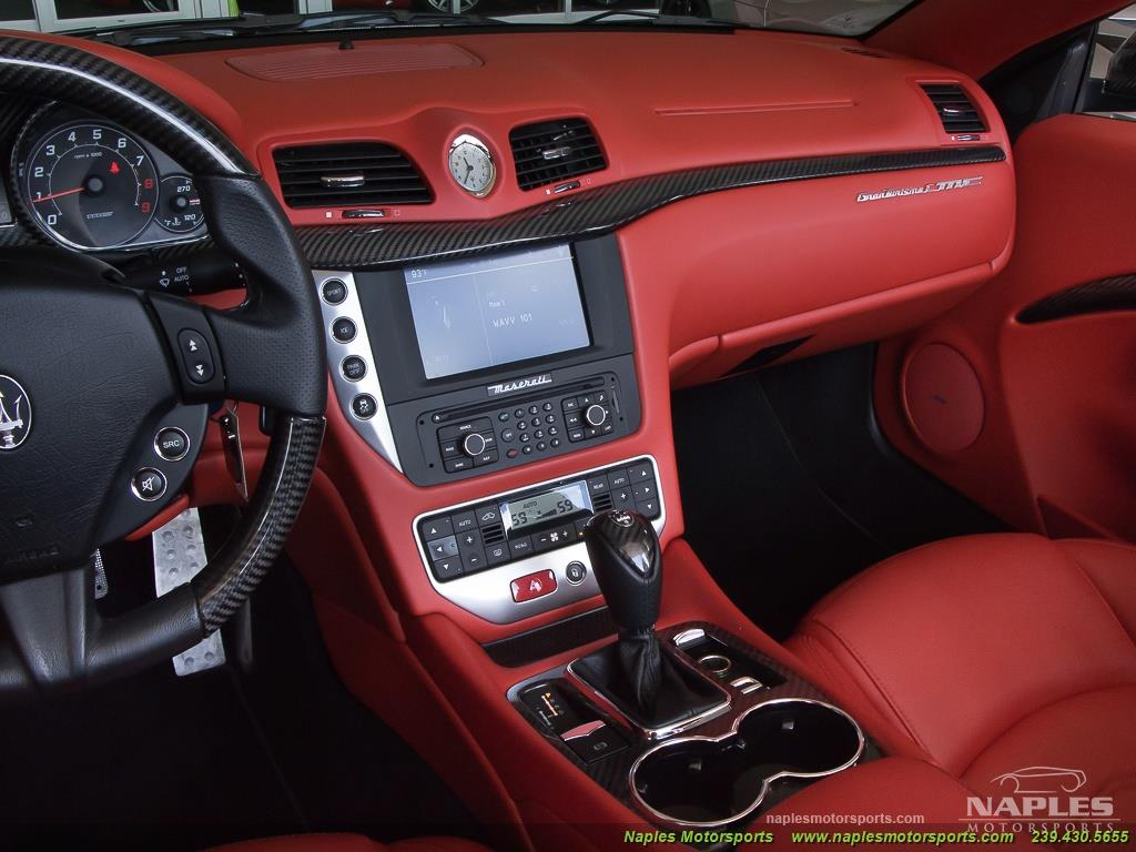 2016 Maserati Gran Turismo MC Convertible - Photo 51 - Naples, FL 34104