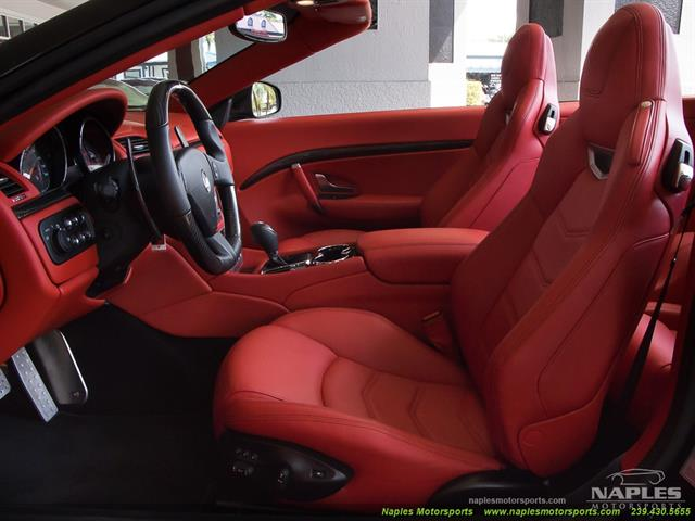 2016 Maserati Gran Turismo MC Convertible - Photo 2 - Naples, FL 34104
