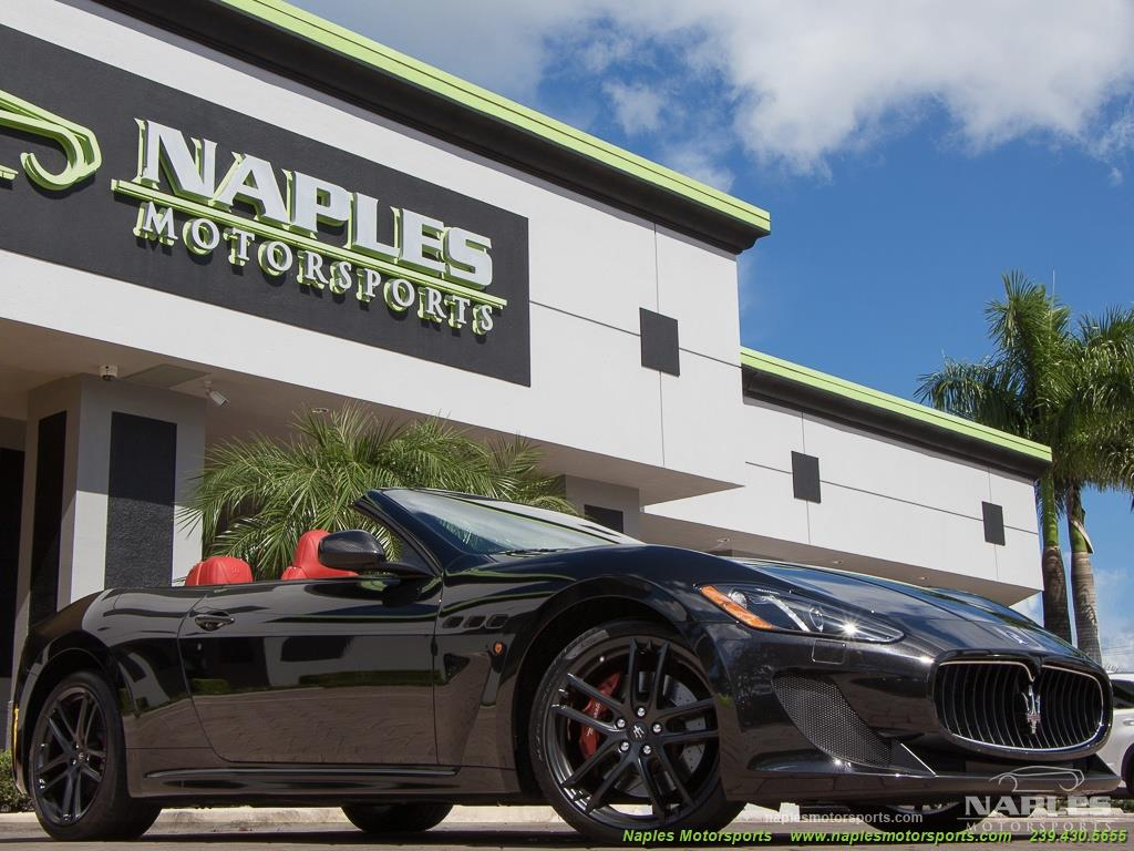 2016 Maserati Gran Turismo MC Convertible - Photo 25 - Naples, FL 34104