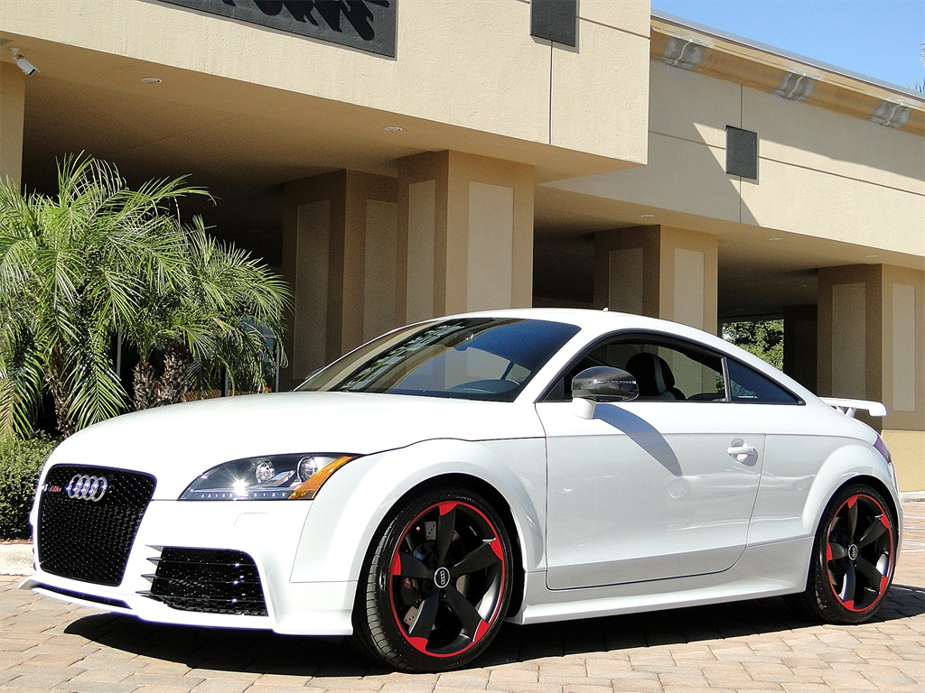2013 Audi TT RS 2.5 quattro - Photo 38 - Naples, FL 34104