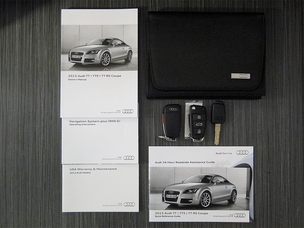2013 Audi TT RS 2.5 quattro - Photo 58 - Naples, FL 34104