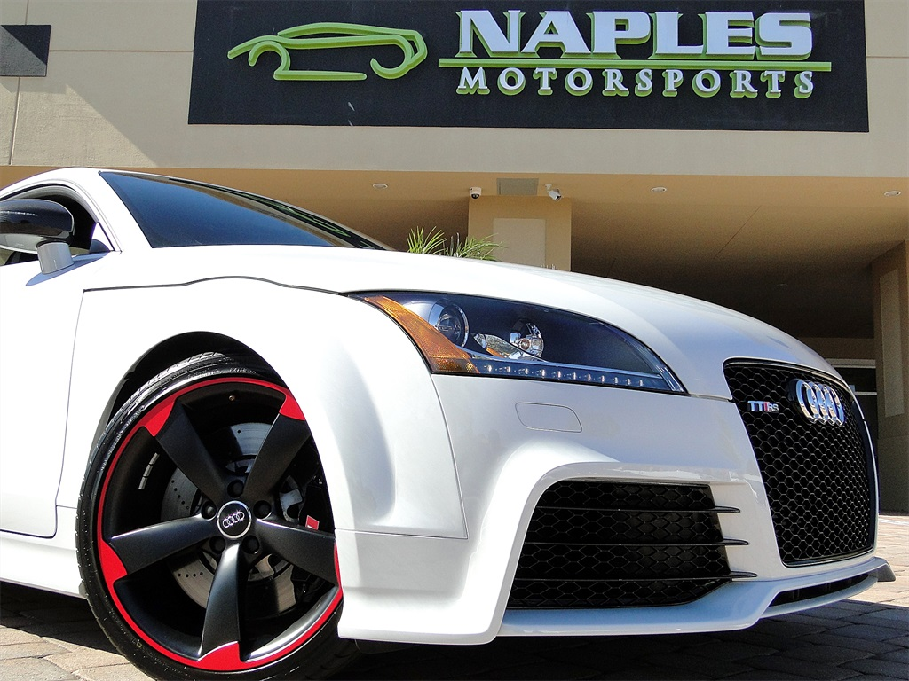 2013 Audi TT RS 2.5 quattro - Photo 53 - Naples, FL 34104