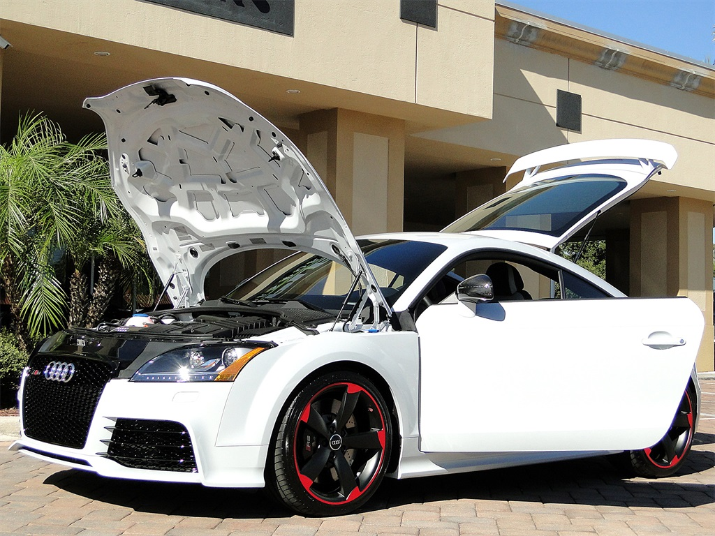 2013 Audi TT RS 2.5 quattro - Photo 17 - Naples, FL 34104
