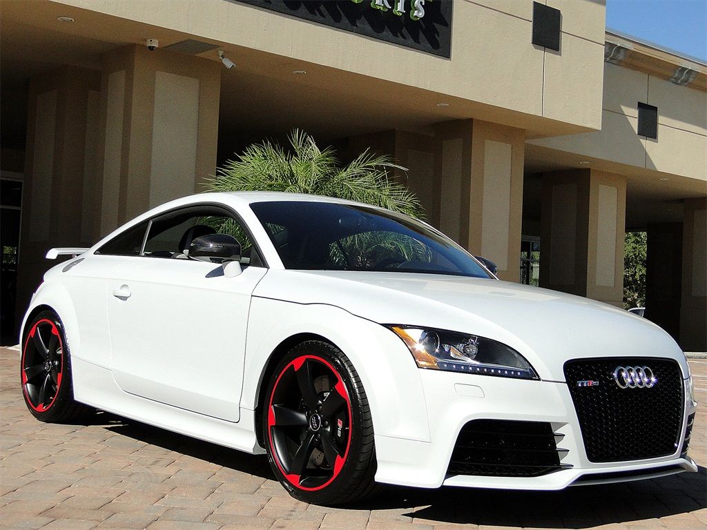 2013 Audi TT RS 2.5 quattro - Photo 8 - Naples, FL 34104