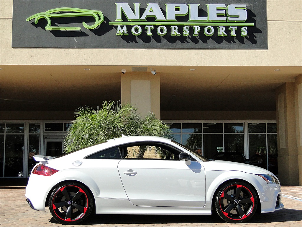 2013 Audi TT RS 2.5 quattro - Photo 28 - Naples, FL 34104