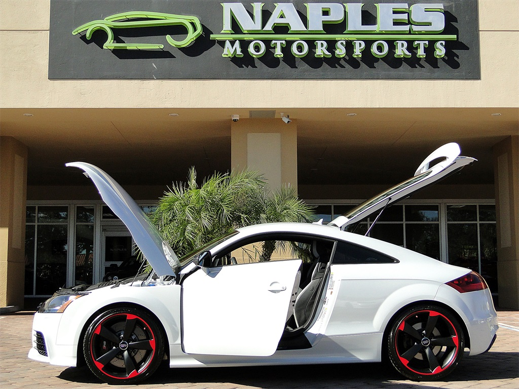 2013 Audi TT RS 2.5 quattro - Photo 21 - Naples, FL 34104