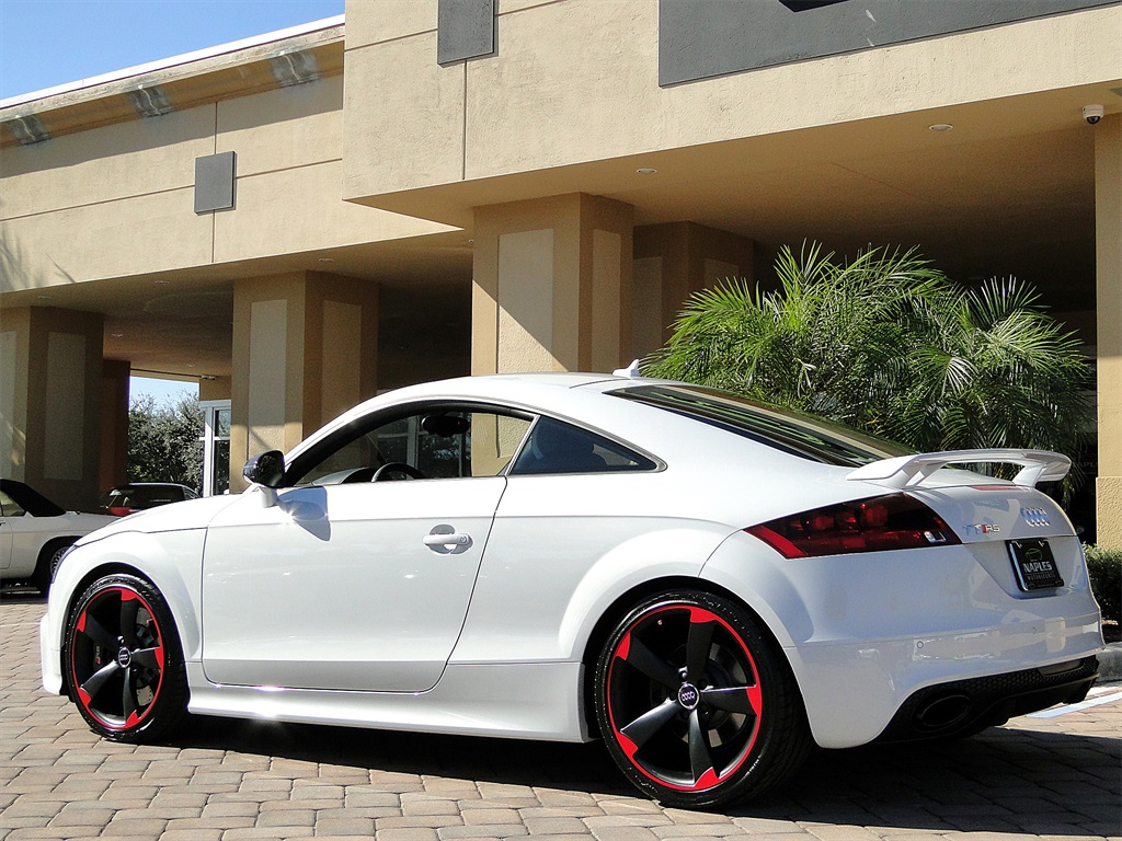 2013 Audi TT RS 2.5 quattro - Photo 13 - Naples, FL 34104