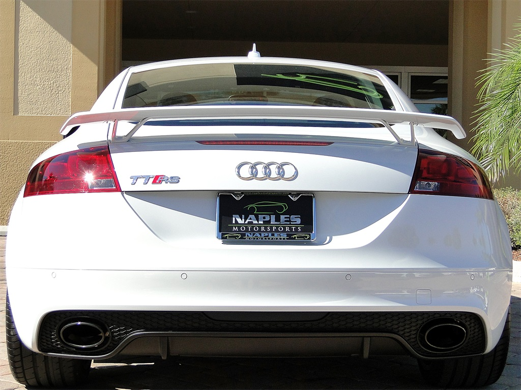 2013 Audi TT RS 2.5 quattro - Photo 44 - Naples, FL 34104