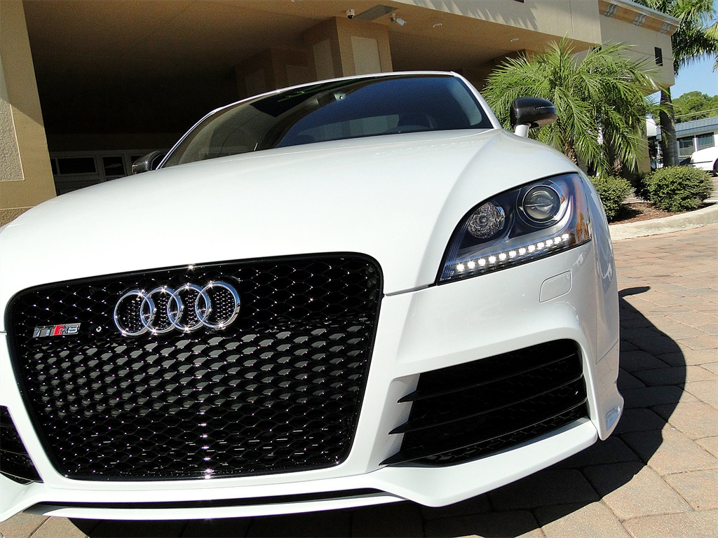 2013 Audi TT RS 2.5 quattro - Photo 51 - Naples, FL 34104