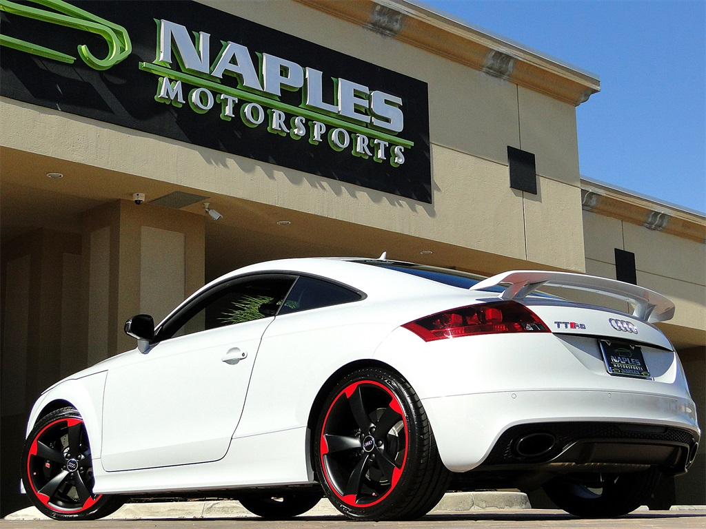2013 Audi TT RS 2.5 quattro - Photo 45 - Naples, FL 34104