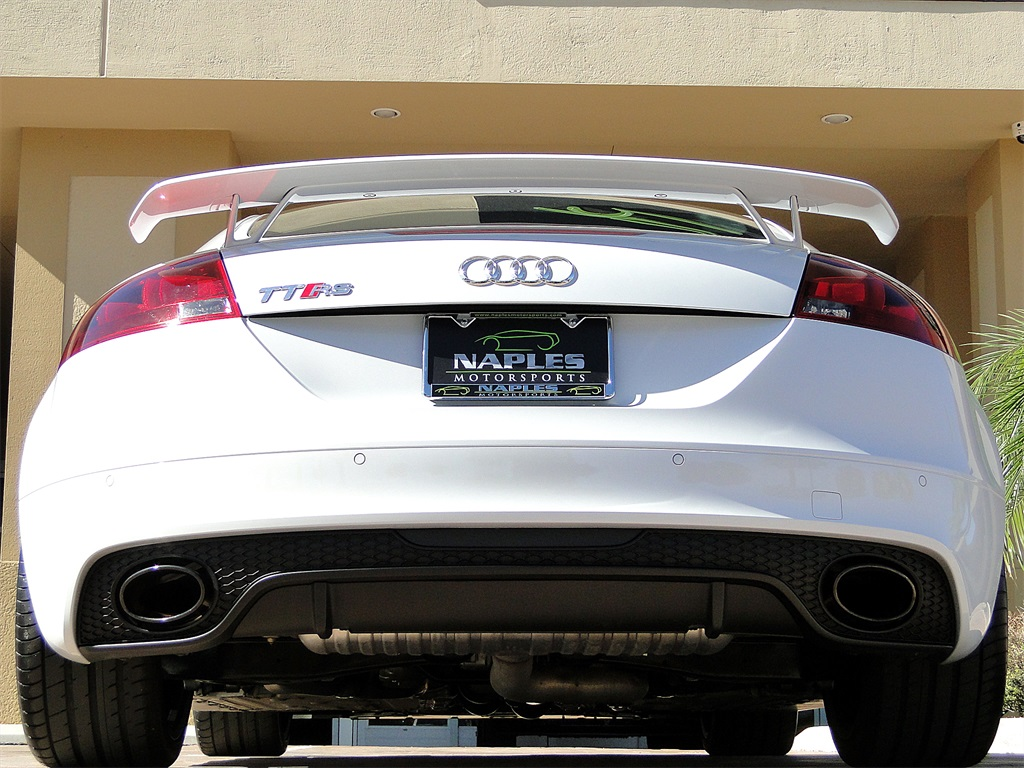 2013 Audi TT RS 2.5 quattro - Photo 34 - Naples, FL 34104