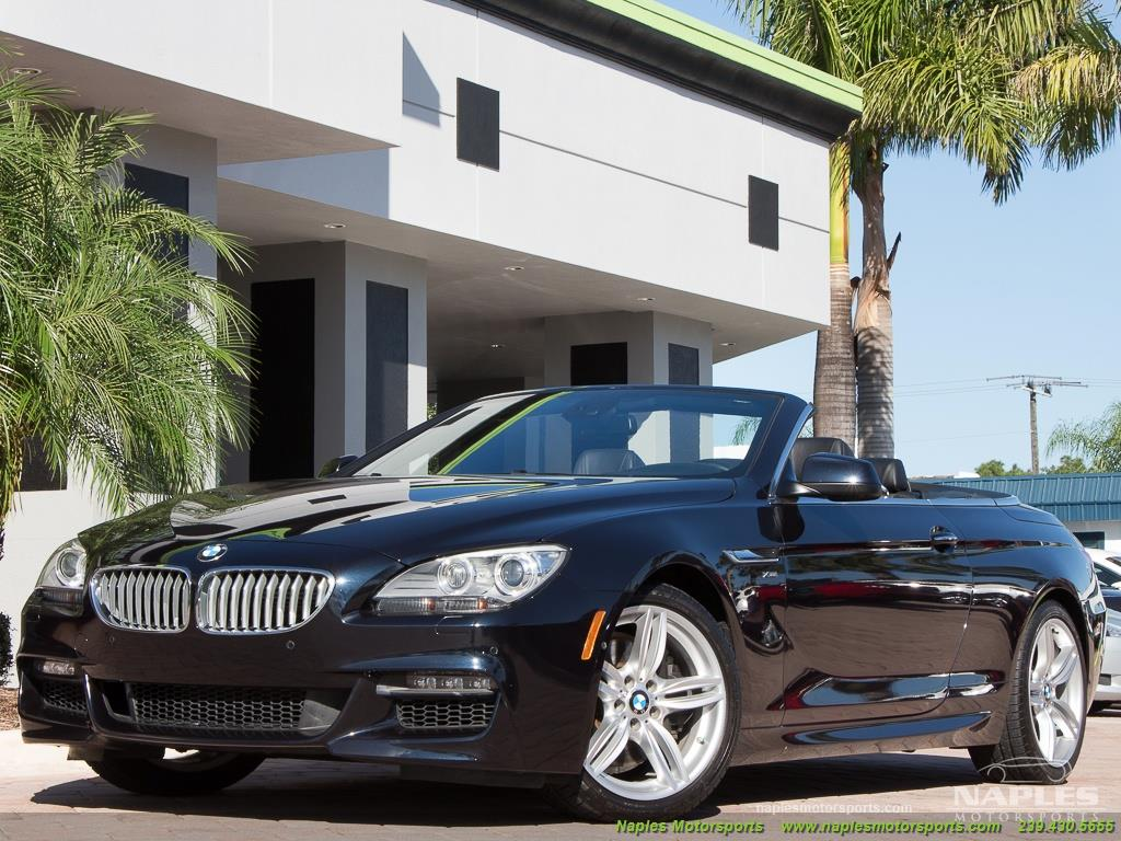 2012 BMW 650i xDrive Convertible - Photo 20 - Naples, FL 34104