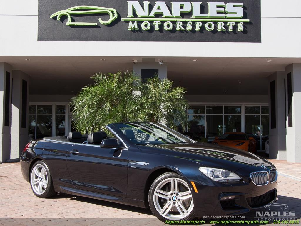 2012 BMW 650i xDrive Convertible - Photo 5 - Naples, FL 34104