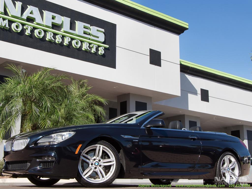 2012 BMW 650i xDrive Convertible - Photo 18 - Naples, FL 34104