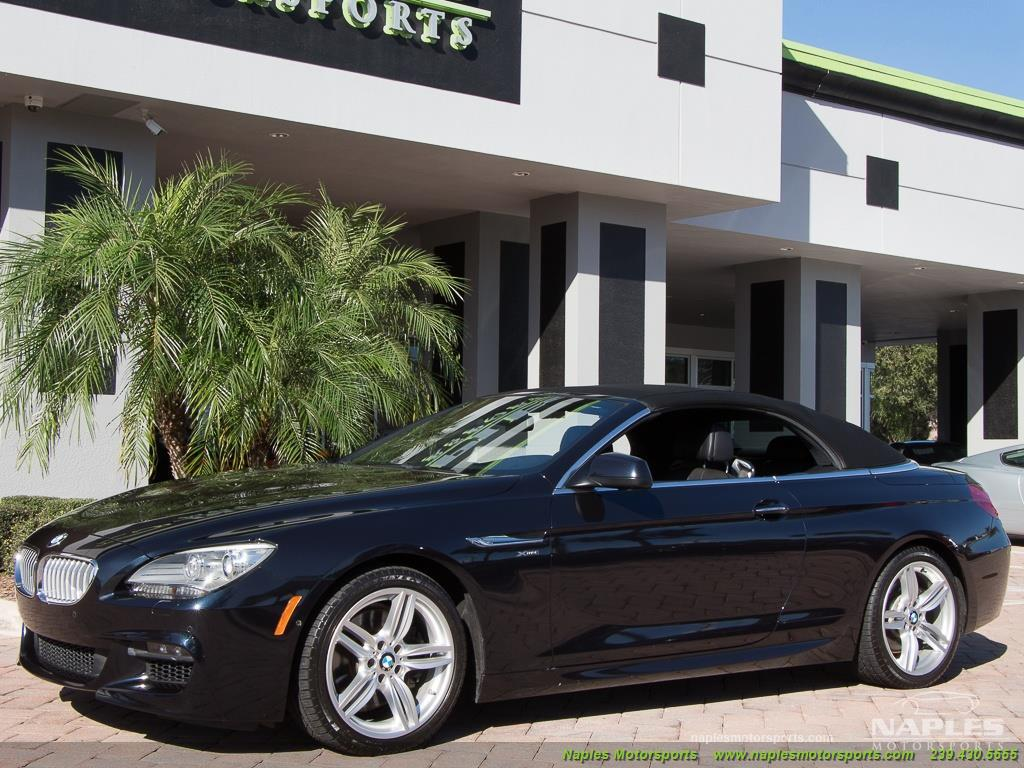 2012 BMW 650i xDrive Convertible - Photo 57 - Naples, FL 34104