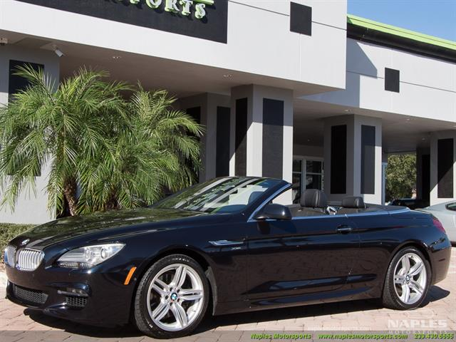 2012 BMW 650i xDrive Convertible - Photo 4 - Naples, FL 34104