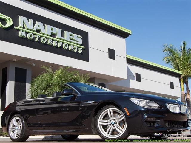 2012 BMW 650i xDrive Convertible - Photo 1 - Naples, FL 34104
