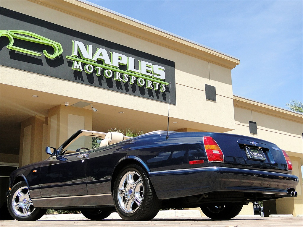 2002 Bentley Azure Mulliner - Photo 29 - Naples, FL 34104