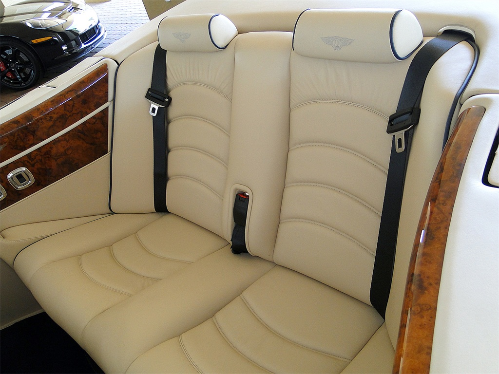 2002 Bentley Azure Mulliner - Photo 50 - Naples, FL 34104